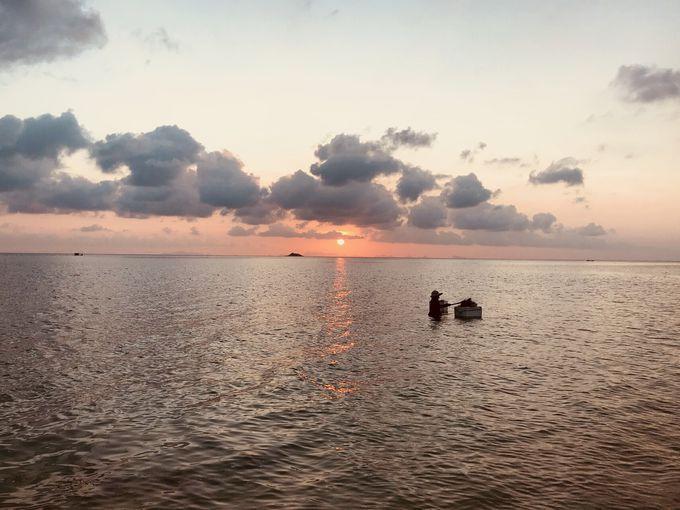 いざ、パンガン島を北上すべし!西海岸のビーチを制覇!