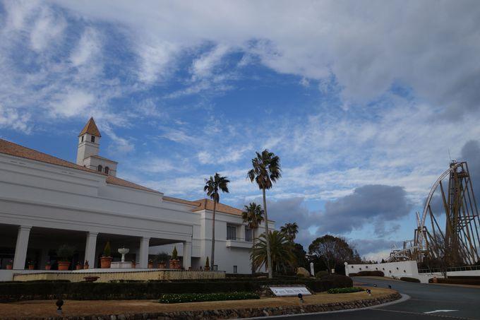 南スペインのムードあふれるリゾートホテル