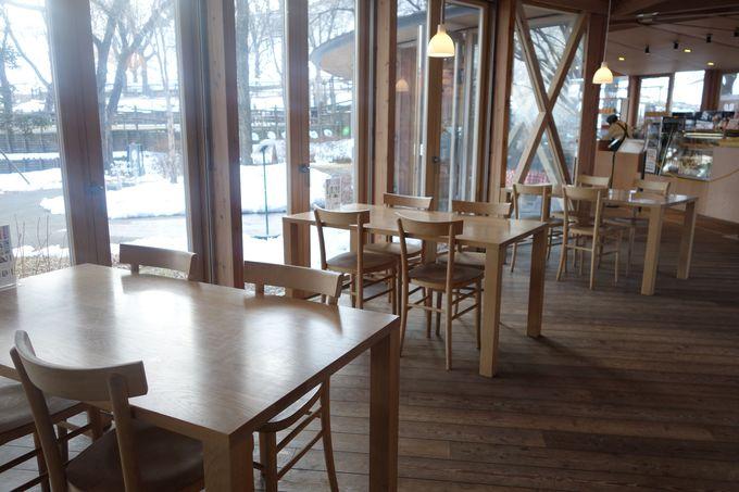 うさぎがいる、うさぎカフェ「グリーンリーフ」