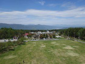 農業大学校直営!高原の「八ヶ岳農場」で直売、動物、八ヶ岳を堪能