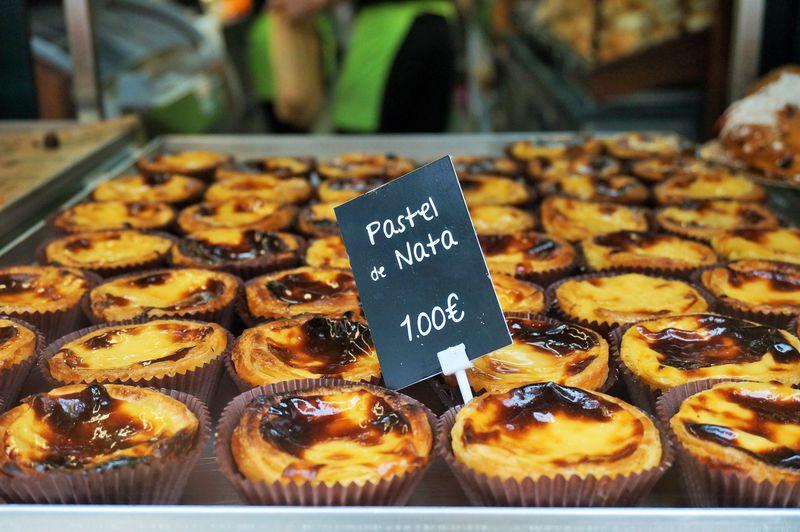 黄色いお菓子がいっぱい!ポルトガルでオススメのスイーツ4選