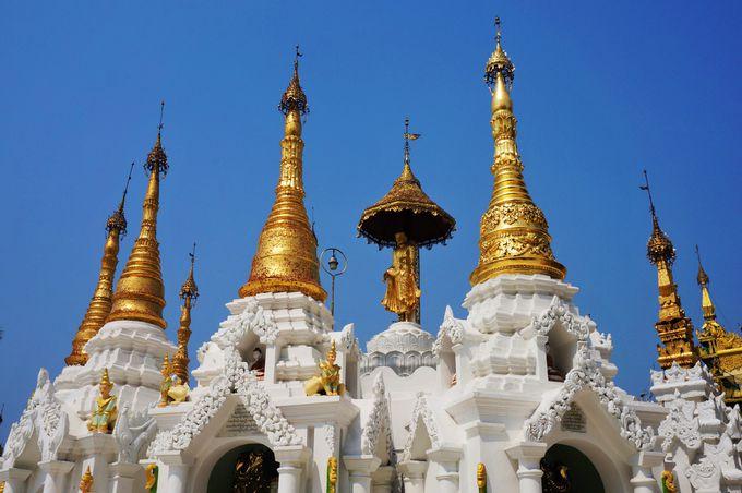 ミャンマー最大の聖地「シュエダゴン・パヤー」
