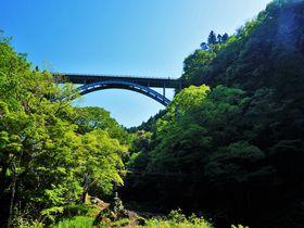 高千穂峡だけじゃない!峡谷沿いの遊歩道や日本百選の棚田、絶景の丘も