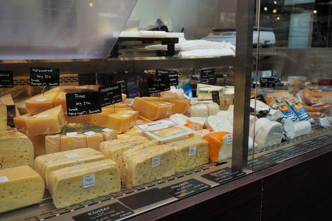 酪農王国だからこそチーズは必須!