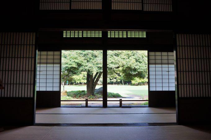 書院造りで落ち着く空間の和館