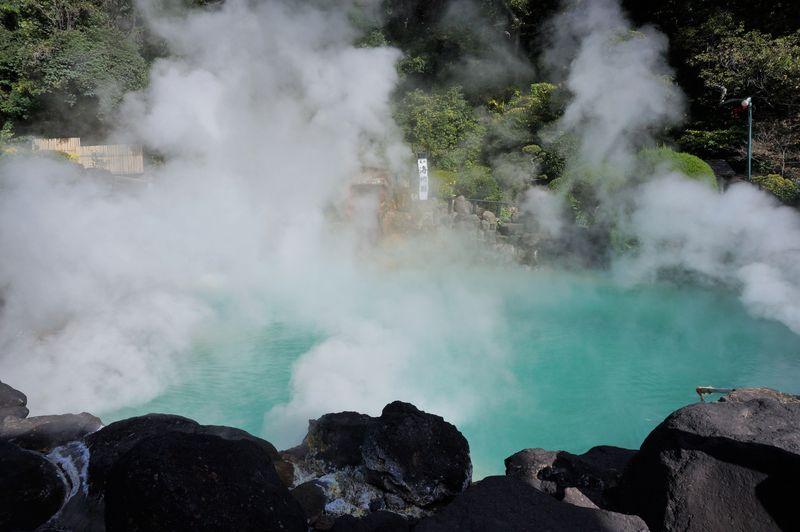 地獄とは思えない美しさ!別府温泉で必見の地獄めぐり