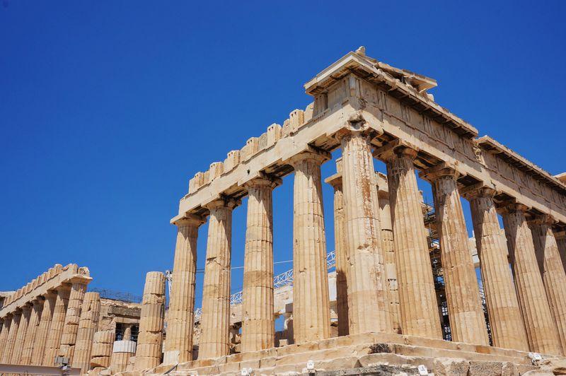 神話の国ギリシャ!首都アテネを1日で満喫する観光スポット6選