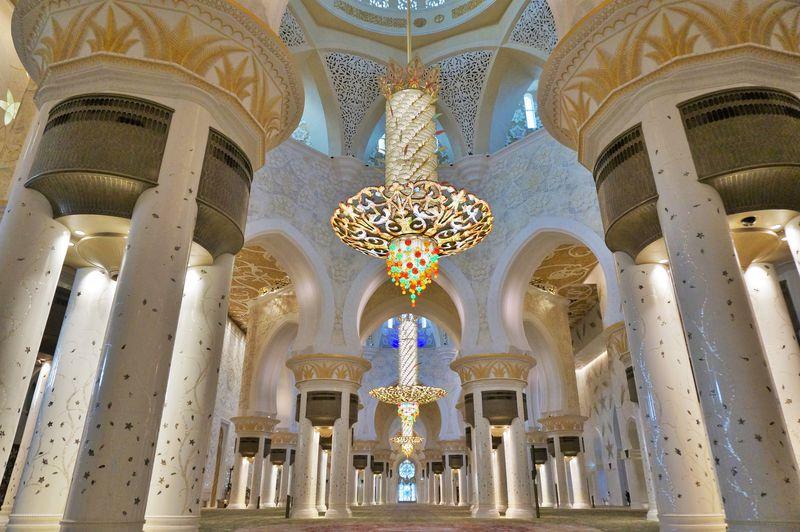 アラブ首長国連邦・アブダビのおすすめ観光スポット3選