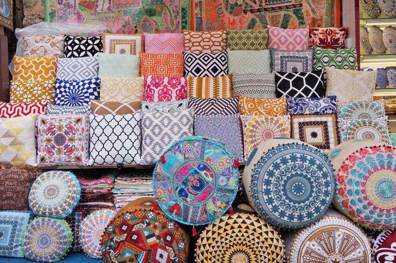 ドバイの旧市街で中東文化を堪能!カラフルな市場や伝統的な歴史地区