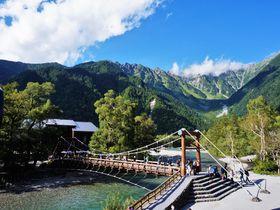河童橋だけじゃない!長野・上高地のおすすめハイキングコース
