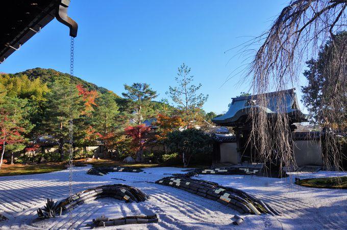 印象的な日本庭園を楽しめる「高台寺」