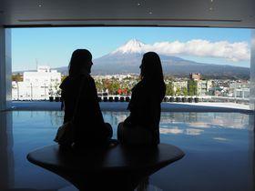 2017冬開業!最新スポット「富士山世界遺産センター」へ行こう