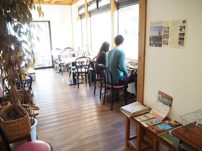 おすすめは喫茶コーナー
