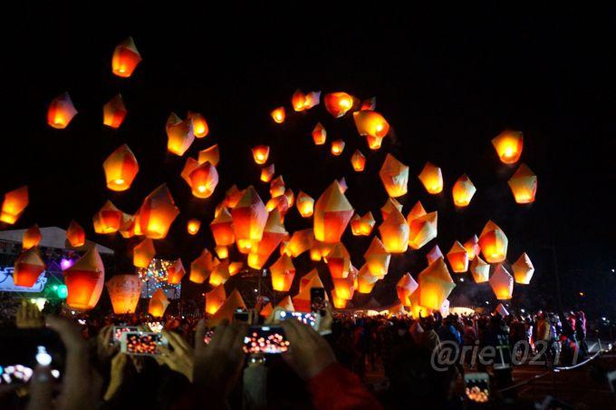 5.新北市平溪天燈祭/台北市