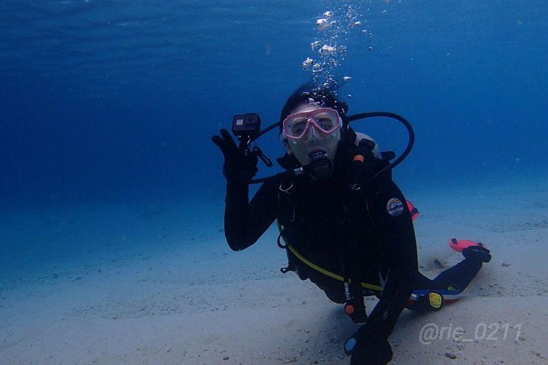 日本最西端!沖縄県の離島・与那国島はダイビング天国だった!