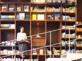 フォトジェニックな最新宿「箱根本箱」で本に囲まれるおこもり女子旅
