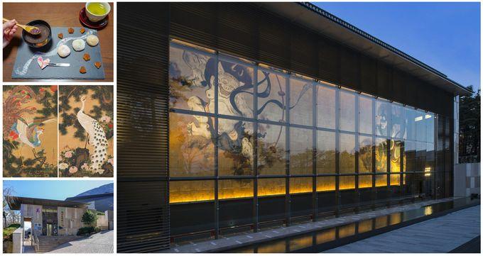 ダイナミックさが魅力!彫刻の森美術館と岡田美術館