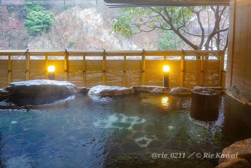 宇奈月温泉の美肌の湯を堪能しよう