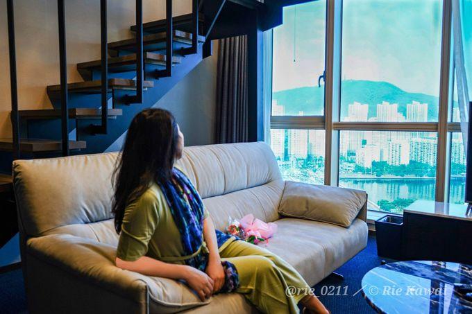 ちょっと贅沢なプサン滞在におすすめ「センタムプレミアホテル」
