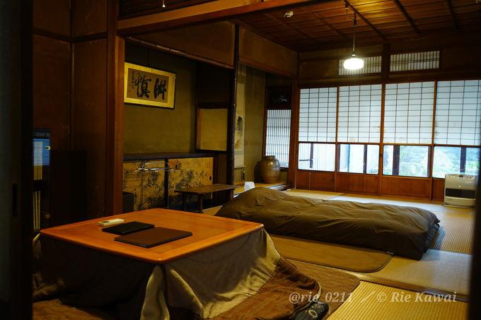 レトロな古民家に泊まりたいなら「宰嘉庵」へ