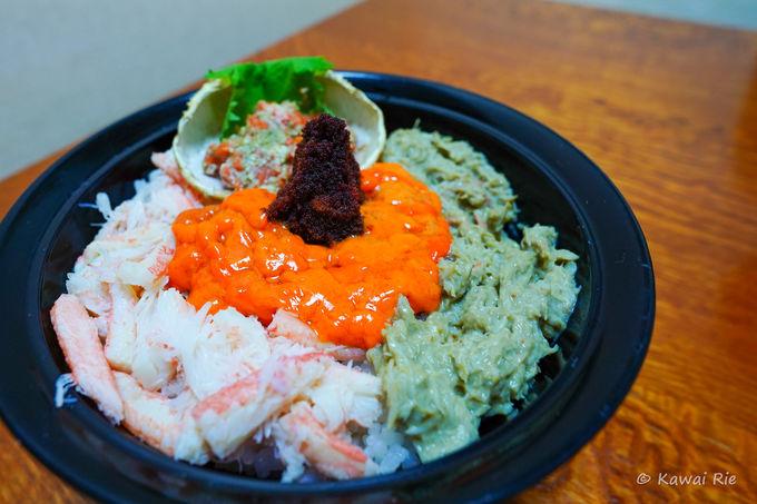 食べずにカニ好きは名乗れない!鳥取県の味暦あんべ「親がに丼」