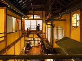 島根県の老舗割烹旅館「美保館」大正ロマンなバー体験も