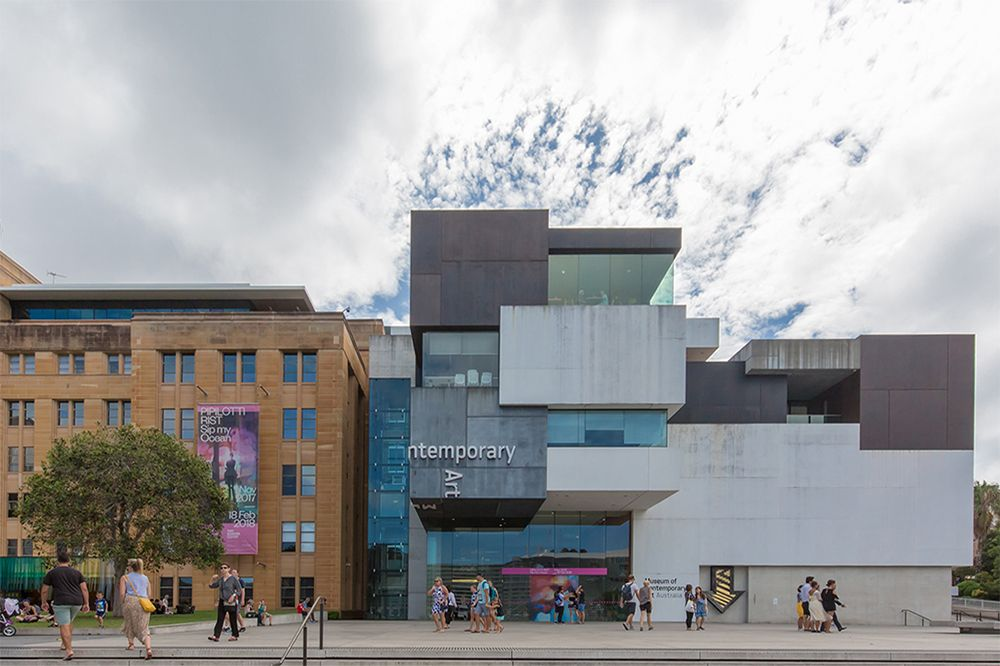 Museum of Contemporary Art(オーストラリア現代美術館)