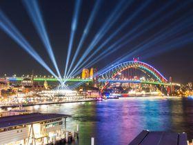 南半球最大のライトアップ・イベント VIVID SYDNEY(ビビッド・シドニー)