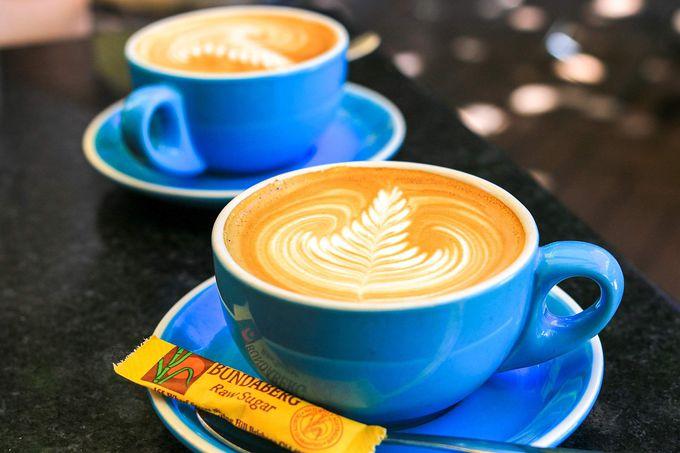 独自のカフェ文化が根付いている「コーヒー」