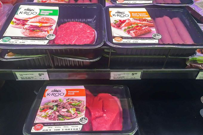 広大な大地で育ったジューシーな「肉料理」