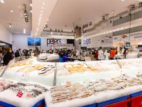 シドニー・フィッシュ・マーケットで新鮮魚介を堪能しよう!
