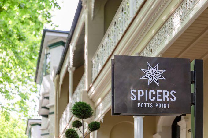 スパイサーズ・ポッツポイント(Spicers Potts Point)