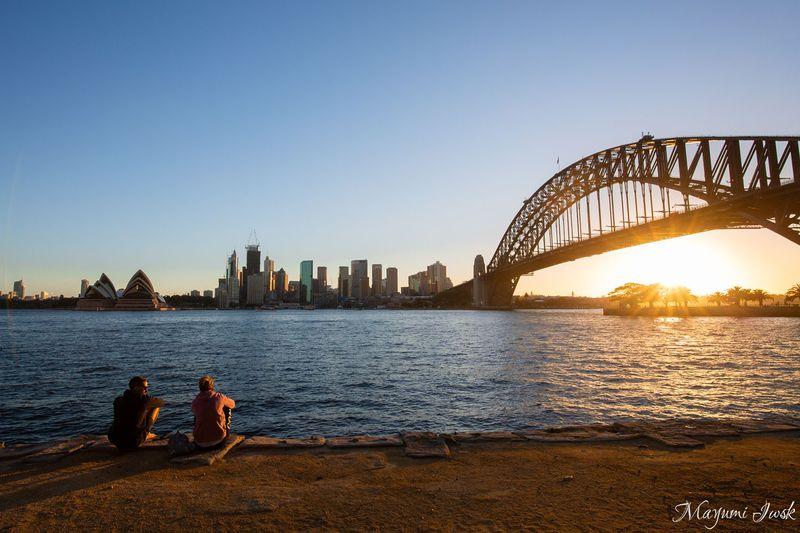 シドニーの夕日が美し過ぎるフォトスポット5選