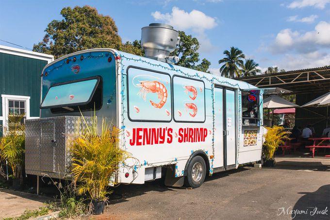 2.人気店のシェフがオープンした「ジェニーズ・シュリンプ」