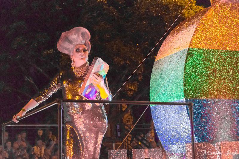 世界最大規模のLGBTQIパレード「シドニー・マルディグラ」