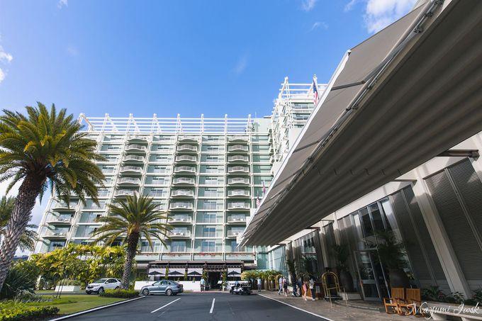 高級リゾートホテル「ザ・カハラ・ホテル&リゾート」