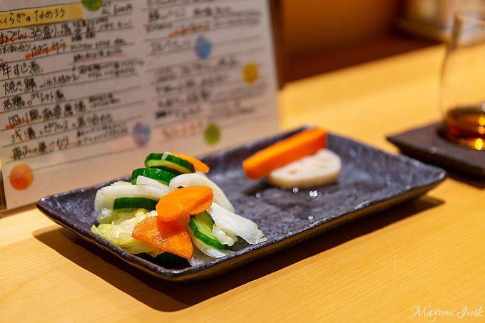 日本酒の美味しさが引き立つおつまみ