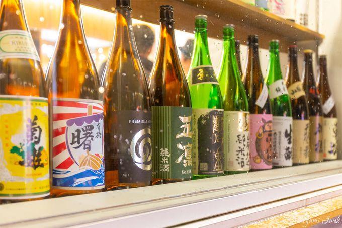 日本酒バル「金澤酒趣(Kanazawa Shushu)」