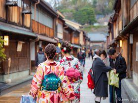 城下町「金沢」の魅力が凝縮された主計町〜ひがし茶屋街巡り