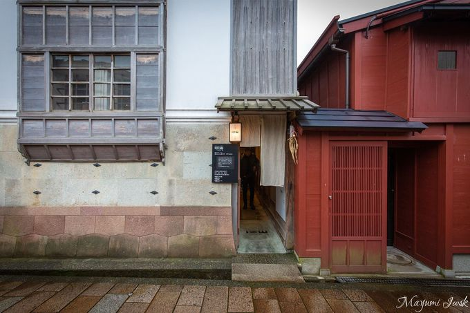 「東山ギャラリー・エッジ」で金沢土産をゲット