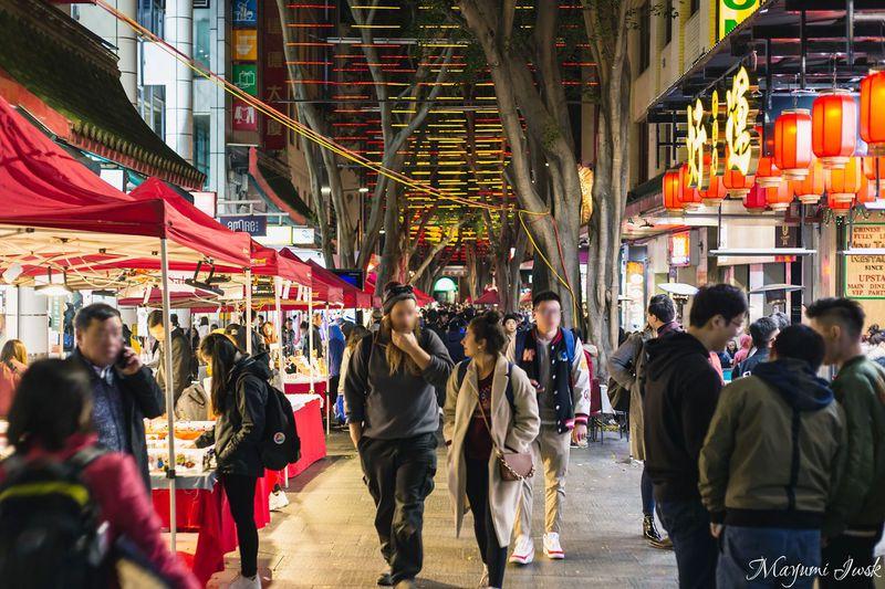 シドニーで金曜夜は「チャイナタウン・ナイト・マーケット」