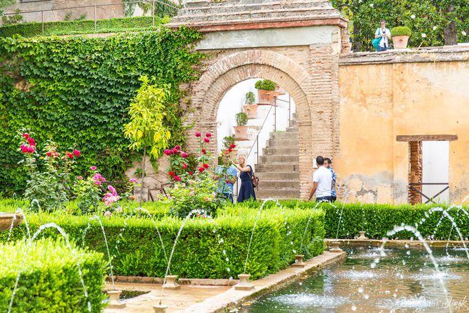 スペインの世界遺産「アルハンブラ宮殿」