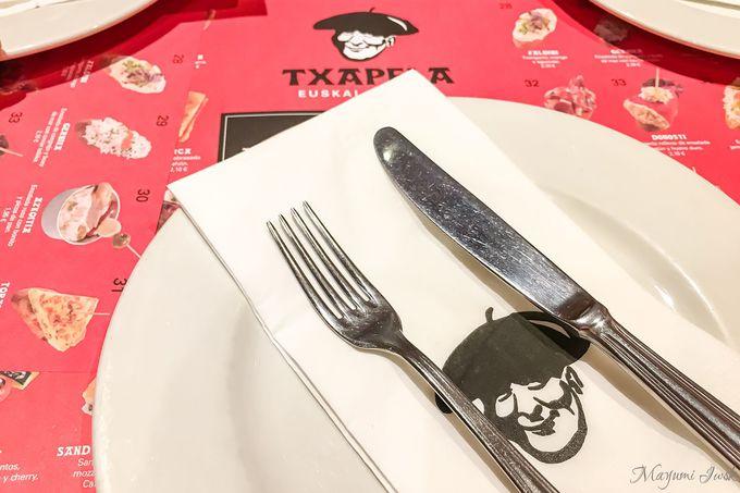 【4】ピンチョス・バル「チャペラ」でディナー