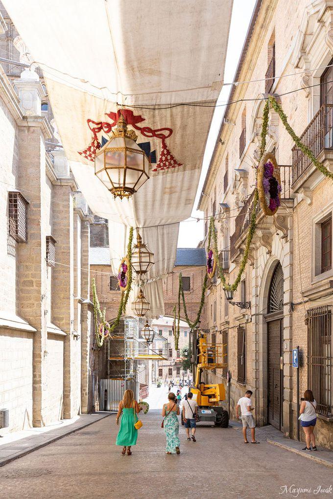 世界遺産の街 古都「トレド」