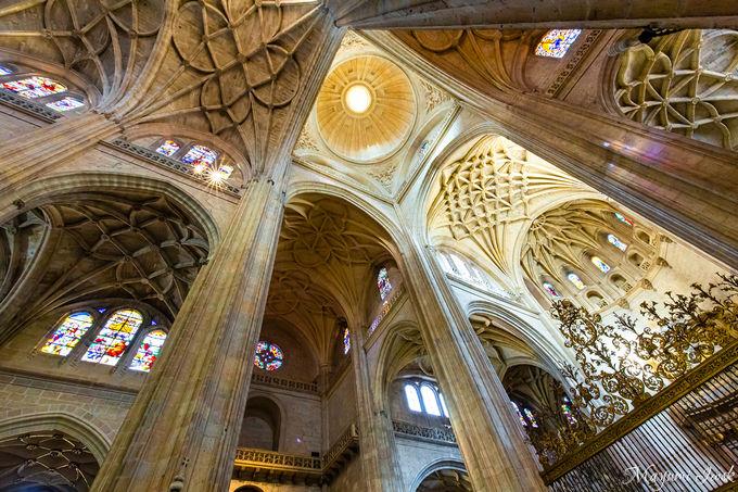 ゴシックの最高傑作「セゴビア大聖堂」
