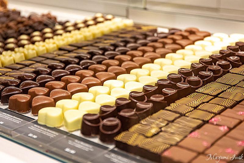 オーストラリア生まれの高級チョコレート「ココ・ブラック」