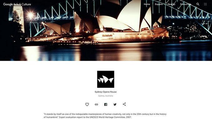 【1】シドニー・オペラハウス(Sydney Opera House)