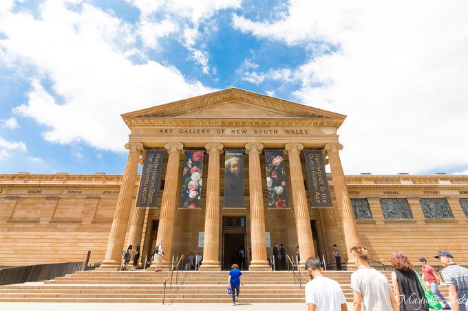 【2】NSWニューサウスウェールズ州立美術館(Art Gallery of NSW)