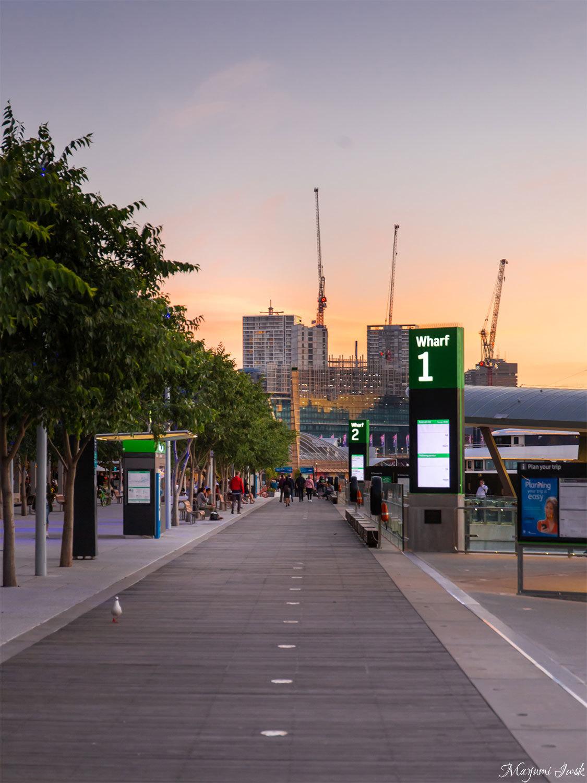 シドニーで話題の開発エリア「バランガルー」散策