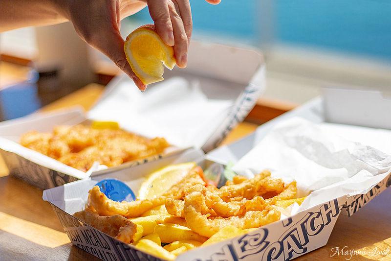 シドニー・ワトソンズベイの人気フィッシュ&チップス「ドイルズ」